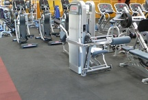 Installing Gym Fitness Flooring