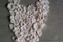 Crochet guirlandes et bijoux