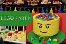 kinder party lego