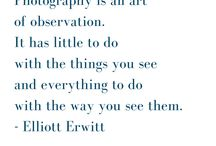Photographer motivation