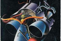 Book covers — Science Fiction