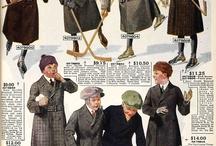 abiti d'epoca