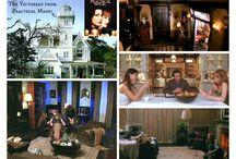 Интерьеры домов из фильмов