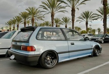 Honda civil