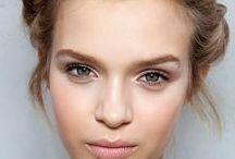 Makeup: bröllop/bal