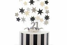 Birthday Deco & cake