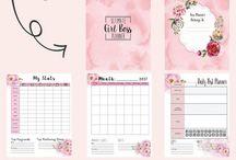 Calendarios y Planners