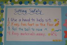 Stability Balls in Classroom