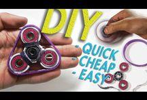 Hand Spinner DIY