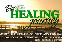 Grief - Healing Journey / Information about grief and the healing journey