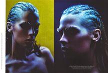 Elle magazine / Rebel grunze