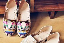 メキシカンサンダル Huaraches Sandals