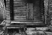 Finnish Saunas - saunologia.fi / Curated collection of various types of historical and contemporary Finnish saunas.  http://saunologia.fi