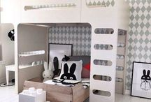 Kids Bedrooms - Any Gender / Unisex / Great bedrooms that both girls and boys will love.