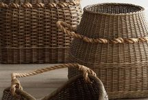 baskets / from all size color & materials / by Margalit Hajaj