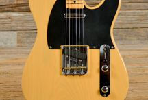 Fender Vintage Reissue guitars