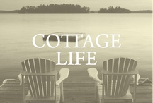cottage life / by Left on Houston