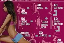 Workouts / by Tara Dowling Guerra