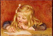 Les enfants de Renoir / My favorites