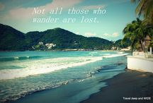 Travel Quotes / Quotes about travel