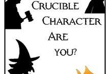 Teaching The Crucible / Links, and ideas to teach the Crucible