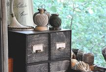 Vintage furniture / Furniture and decor