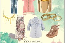 Clothes I'd love to wear / by Jen Cushman
