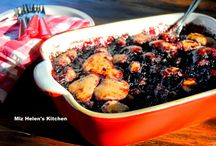Recipes: Pies and Cobblers