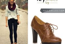 IzyShoes Winter combinations