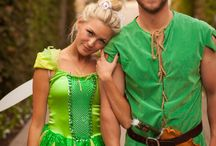 Couples hallowen costumes