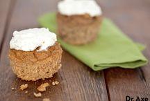 Muffins / Healthy to Healthish muffins