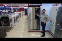 LG GC Q247CSBV A+ 687 Lt Gardırop Tipi NoFrost Buzdolabı