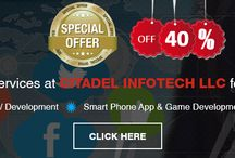 Offers & Discounts / Offers and Discount by Citadel Infotech LLC