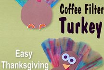 Thanksgiving Kid Crafts