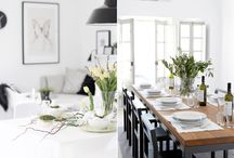 Dining room / by Rebecca Shank