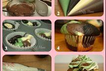 Taarten & cupcakes / Taarten & cupcakes