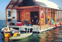 Husbåtar