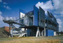 Deconstructivistische architecture