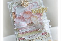 Card inspiration / by Jytte Jensen