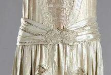 Vestido Charleston 1920