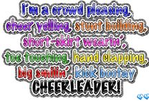 Cheerleading / by Heather Schmidt DeMarco