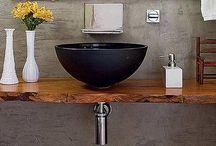 Bancadas Banheiro Simples