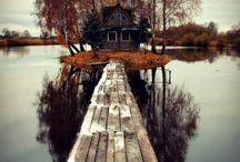 Little Houses | Pequeñas casas