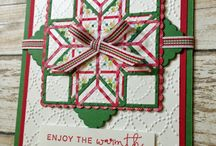 Quilted Christmas Suite Stampin' Up!
