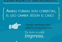 dudas español