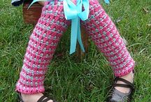 Crochet-leg warmers / by Vicki Loch Staggs