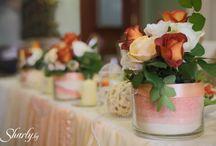 Wedding decor / Наши свадьбы