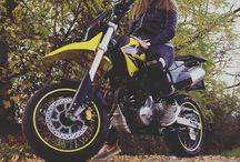 #motogirl
