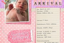 Baby Scrapbook♥ / by Courtney Lampshire