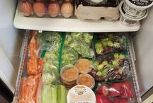 Organize healthy eats